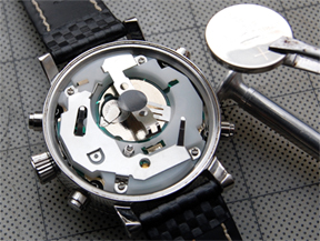 Mercury-watch-battery