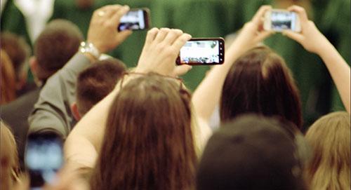 Millennial-selfies